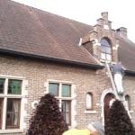 Buitenshuis schilderwerken